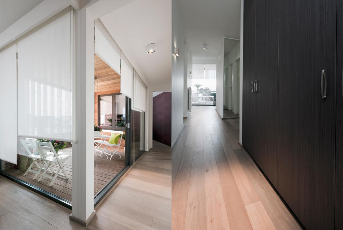 Appartement ontwerp hasselt montagna lunga - Entree appartement ontwerp ...